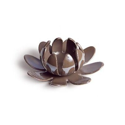 Danya B Porcelain Lotus Flower