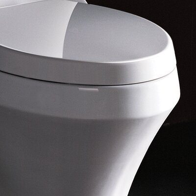 Ariel Bath Adonis Contemporary 1.6 GPF Elongated 1 Piece Toilet