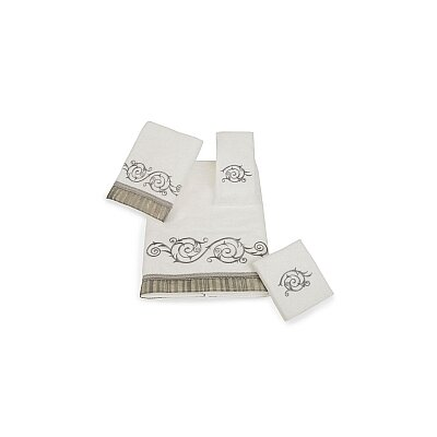 Avalon 4 Piece Towel Set