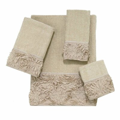 Mademosielle 4 Piece Towel Set