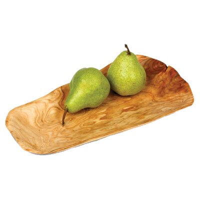 "Enrico Rootworks Party 16"" Rectangular Platter"