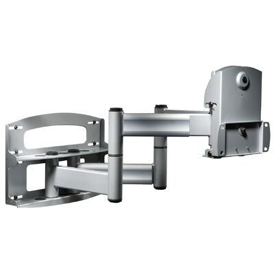 "Peerless Articulating Dual-Arm with Vertical Adjustment for Flat Panel Screens (Mount Only) (42"" - 71"" Screens)"
