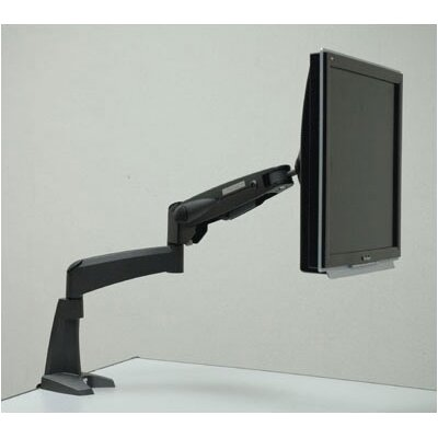 "Peerless Articulating Arm/Tilt/Swivel Desktop Mount for 10"" - 22"" LCD"