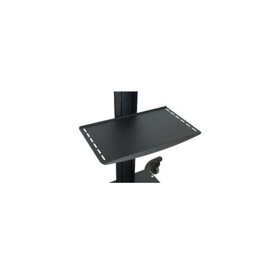 "Peerless Screen Specific Cart for 32-60"" Flat Panels without Adapter Plate"