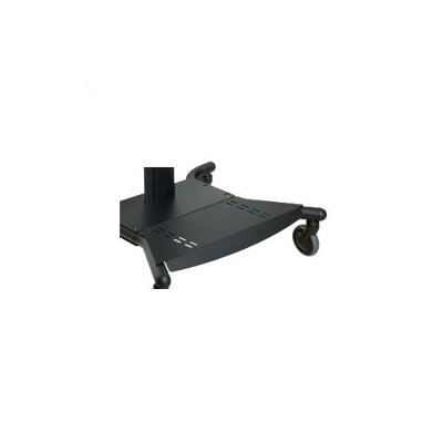 Peerless Base Shelf for Flat Panel Carts