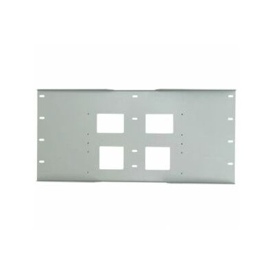 Peerless Metal Stud Wall Plate for PLA Series