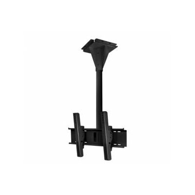 "Peerless Wind Rated I-beam Tilt/Swivel Universal Ceiling Mount for 32"" - 65"" Flat Panel Screens"