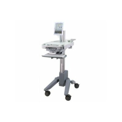 Peerless Peer Care Non-Powered EMR Hybrid Cart