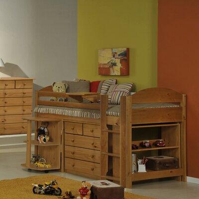Highsleeper Midsleeper Bunk Beds Wardrobes Bookcase Desk