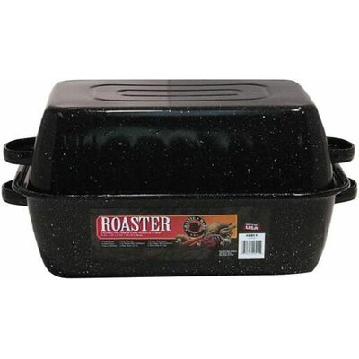 Large Covered Rectangular Roaster