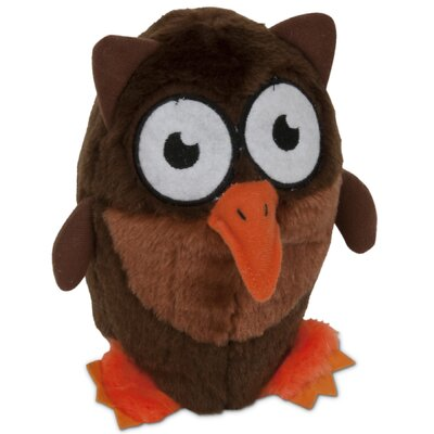 BOODA Pet Products Pet Owl Grunts Dog Toy