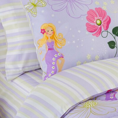 Veratex, Inc. Kid's Fairy Light Sheet Set