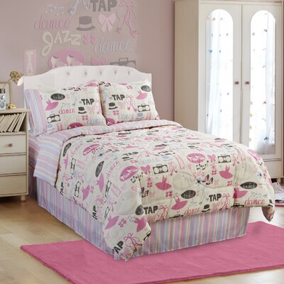 Veratex, Inc. Little Dancer Bedding Collection
