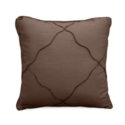 Diamonte Polyester Throw Pillow