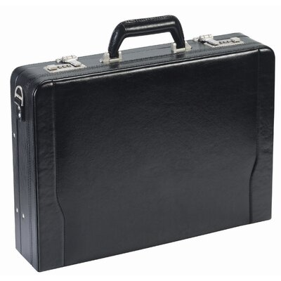 Leather Laptop Attache Case