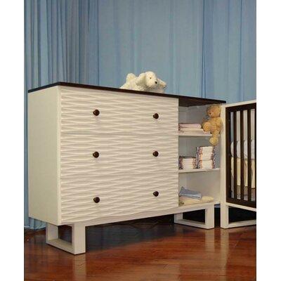 Eden Baby Furniture Moderno 4-in-1 Convertible Crib Set