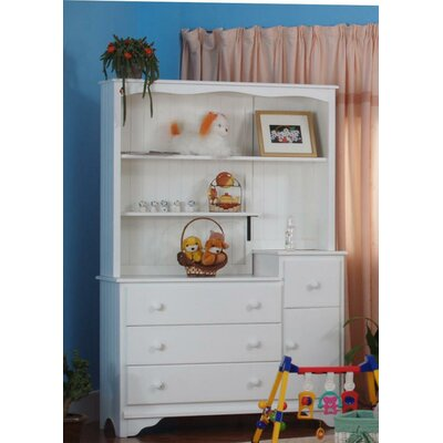 Eden Baby Furniture Nantucket 3-Drawer Dresser