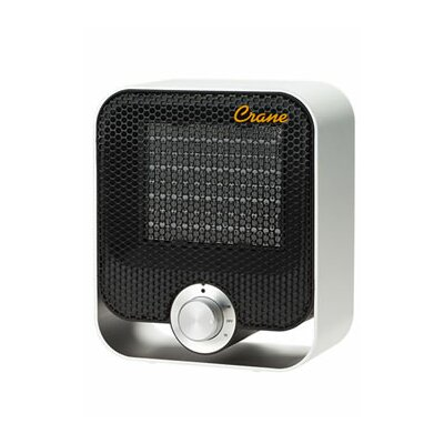 Crane USA Ultra 800 Watt Ceramic Compact Space Heater