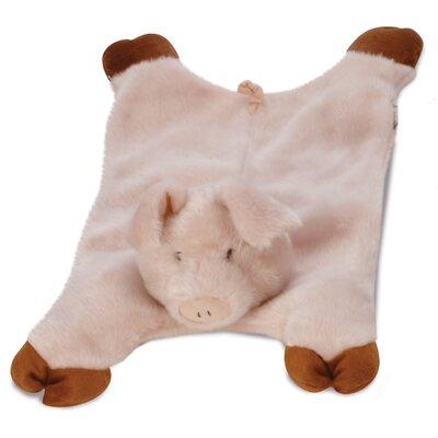 Go Dog Barnyard Buddy Pig Dog Toy