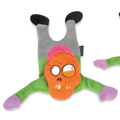 Go Dog Crawlerz Brain Bob Dog Toy