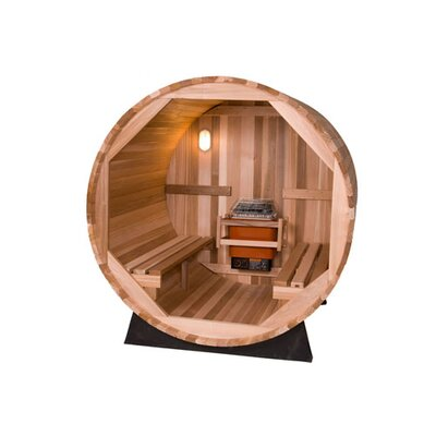 Almost Heaven Saunas LLC Barrel Sauna
