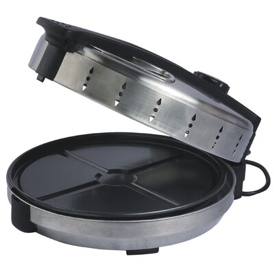 E-Ware Full Rotating Pizza Maker