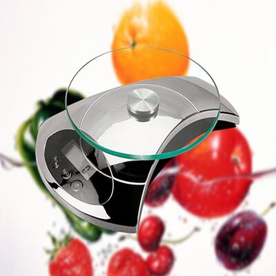 Chrome Digital Food Scale