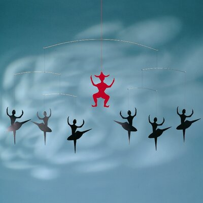 Flensted Mobiles Hans Christian Andersen Ballet Mobile