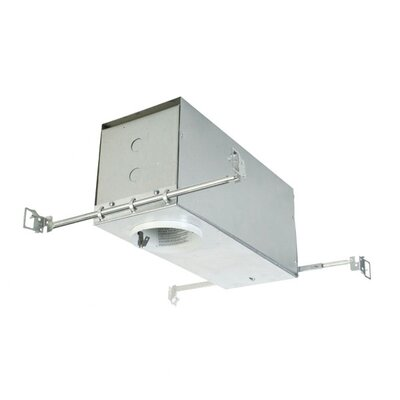 "Eurofase 4"" Insulated Ceiling Applications Housing"