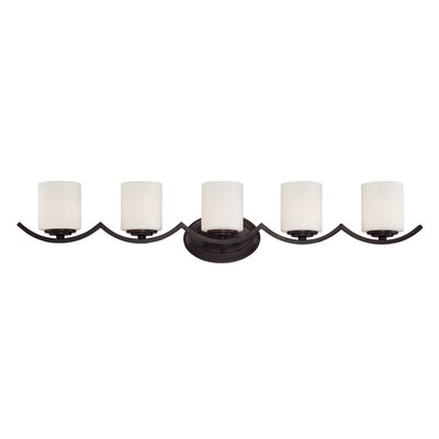 Eurofase Beam 5 Light Bath Vanity Light