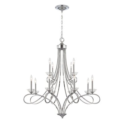 Eurofase Volte 12 Light Chandelier