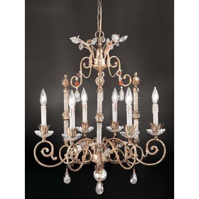 Eurofase Dahila 6 Light Chandelier