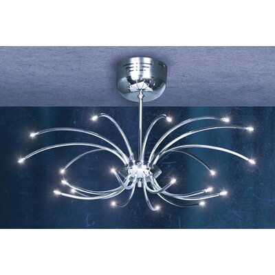 Eurofase Kasper 20 Light Chandelier