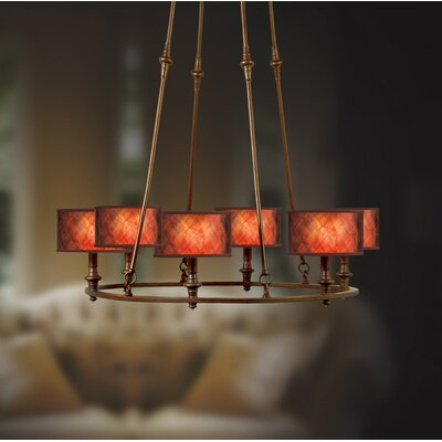 Denholm 6 Light Chandelier