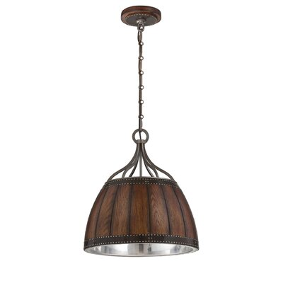 Eurofase Mano 1 Light Pendant