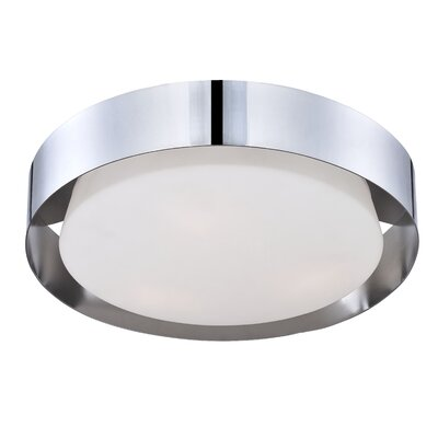 Eurofase Saturn 3 Light Flush Mount
