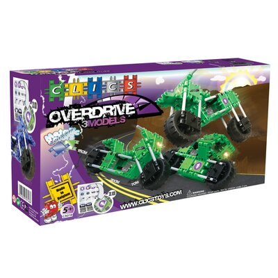 Clics Overdrive Building Set