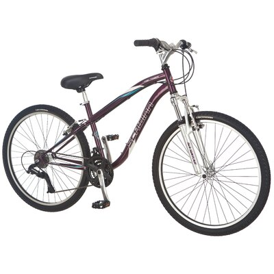 Schwinn Women's High Timber - Front Suspension Mountain Bike
