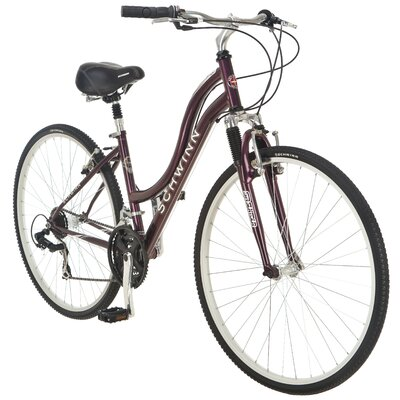 Schwinn Women's 700C Merge Hybrid Bike