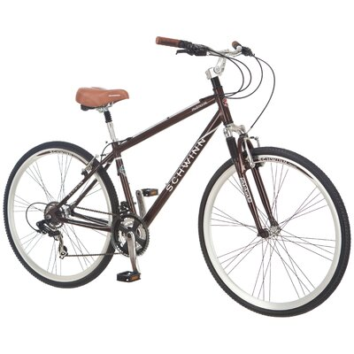 Schwinn Men's 700C Midmoor Hybrid Bike