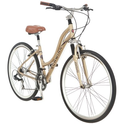 Women's 700C Midmoor Hybrid Bike