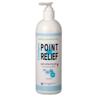 Fabrication Enterprises Point Relief Cold Spot Gel Pump (Case of 16)