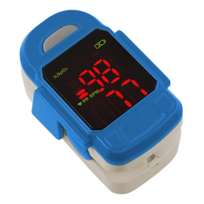 Fabrication Enterprises Baseline Fingertip Pulse Oximeter