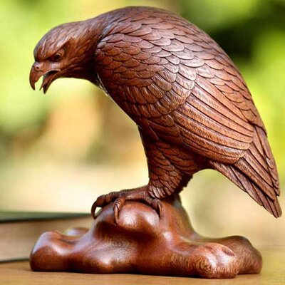 Mighty Eagle Sculpture
