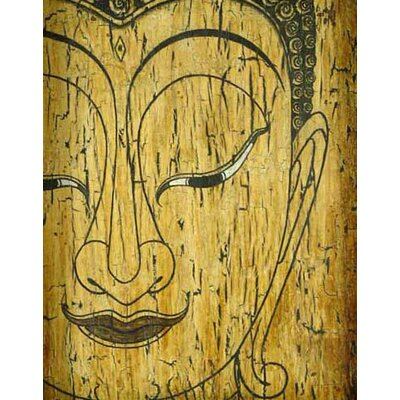 Novica 'Mildly Smile' Wall Art