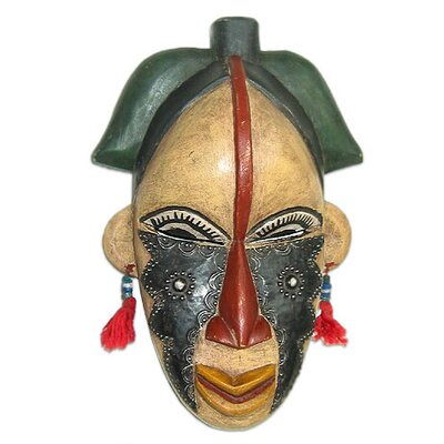 Pride of Womanhood Congolese Mask