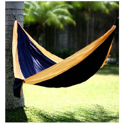 Novica Dreams Parachute Fabric Hammock
