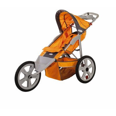InSTEP Flash Fixed Wheel Jogging Stroller