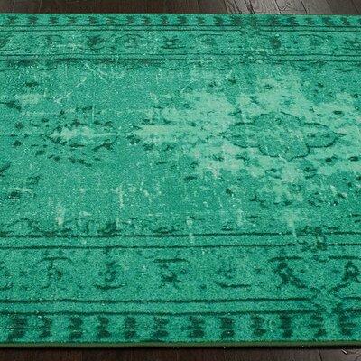 nuLOOM Hawkesbury Turquoise Rug