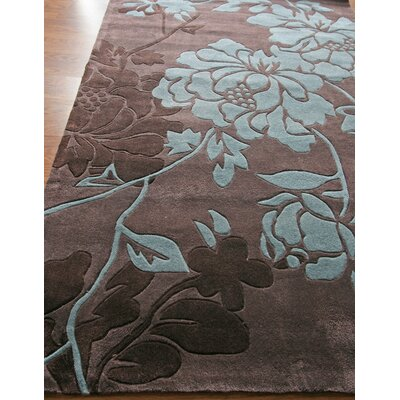 nuLOOM Cine Madison Chocolate Contemporary Rug
